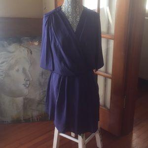 BCBG Royal Blue Dress